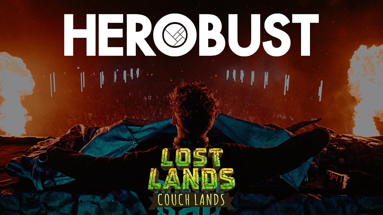 Herobust Live @ Lost Lands 2019 - Full Set