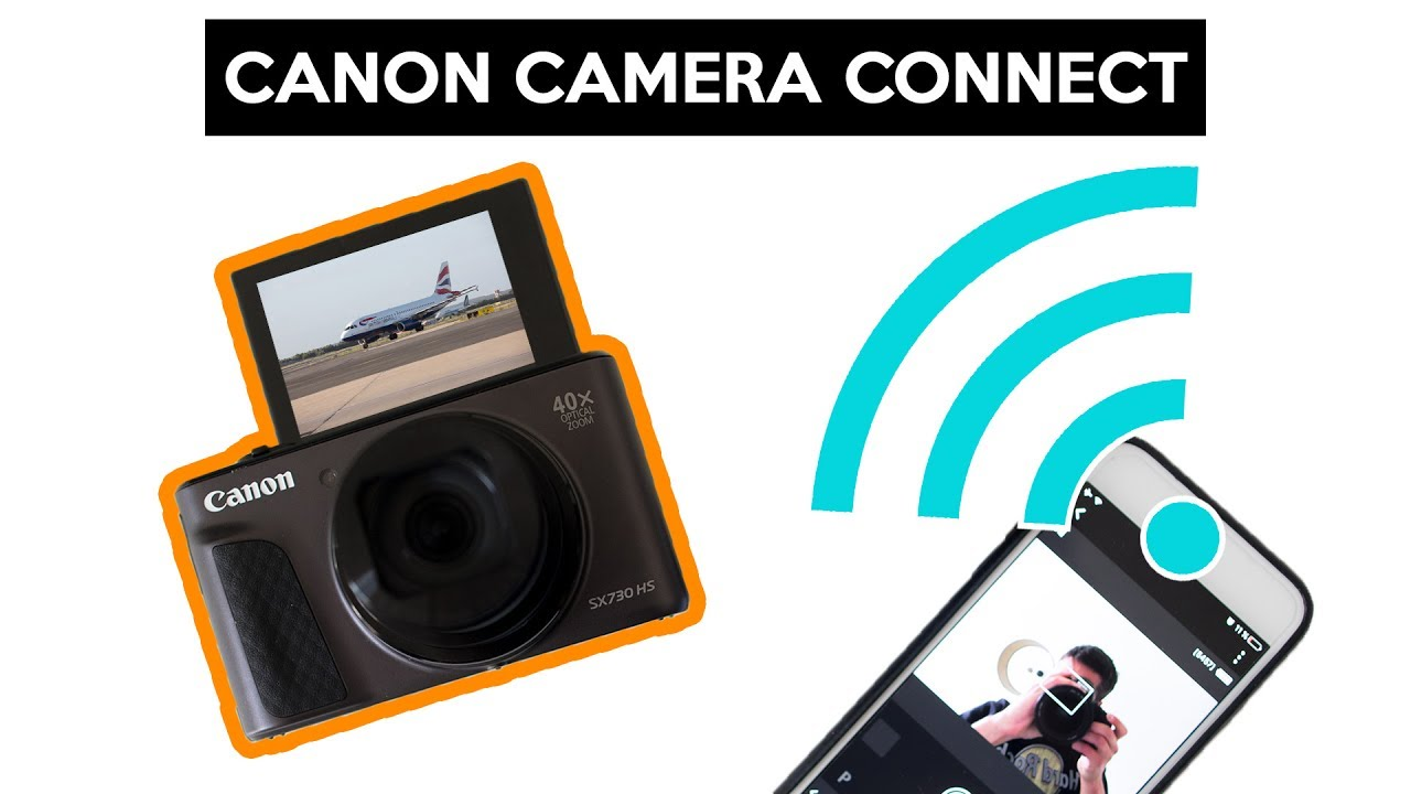 canon camera connect app connect your smartphone to your. Black Bedroom Furniture Sets. Home Design Ideas