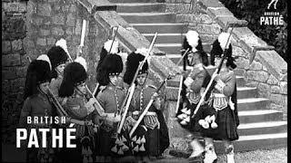 Their Majesties In Glasgow (1937)