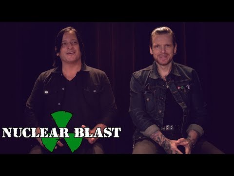 BLACK STAR RIDERS - Robert and Ricky discuss the new line-up (OFFICIAL TRAILER)