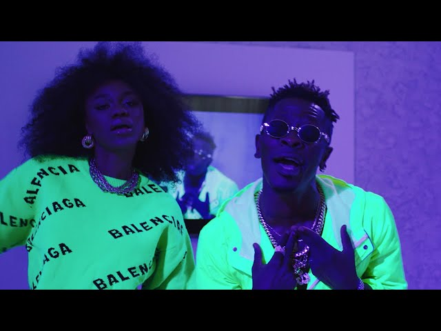 Becca - Driving License (feat. Shatta Wale) | Official Music Video