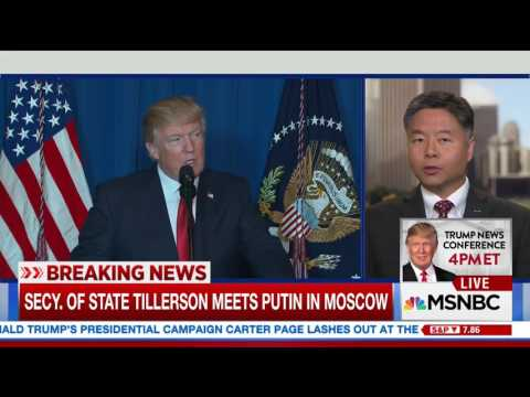 REP LIEU MSNBC INTERVIEW WITH ALI VELSHI