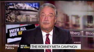 Alex Castellanos: Romney Is 'Hungry to Run Again'