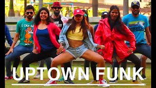 Mark Ronson - Uptown Funk ft. Bruno Mars | Choreography | Dance Video | IITB