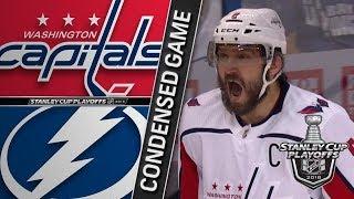 Washington Capitals vs Tampa Bay Lightning ECF, Gm7 May 23, 2018 HIGHLIGHTS HD