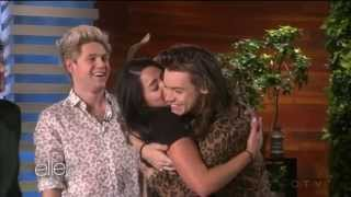 One Direction - entire interview 2015 (part # 4)  - Ellen TV show