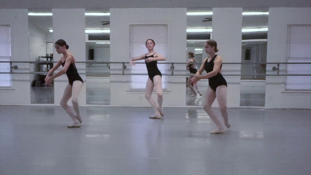 Intermediate Classical Ballet Class