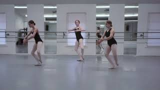Intermediate Classical Ballet Class