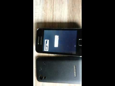 Samsung Galaxy Ace Recovery Mode (Ramdump Fix)