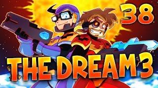 THE DREAM 3 - Ep.38 - LE RETOUR DE LA BUTTE ! - Minecraft Survie MODS