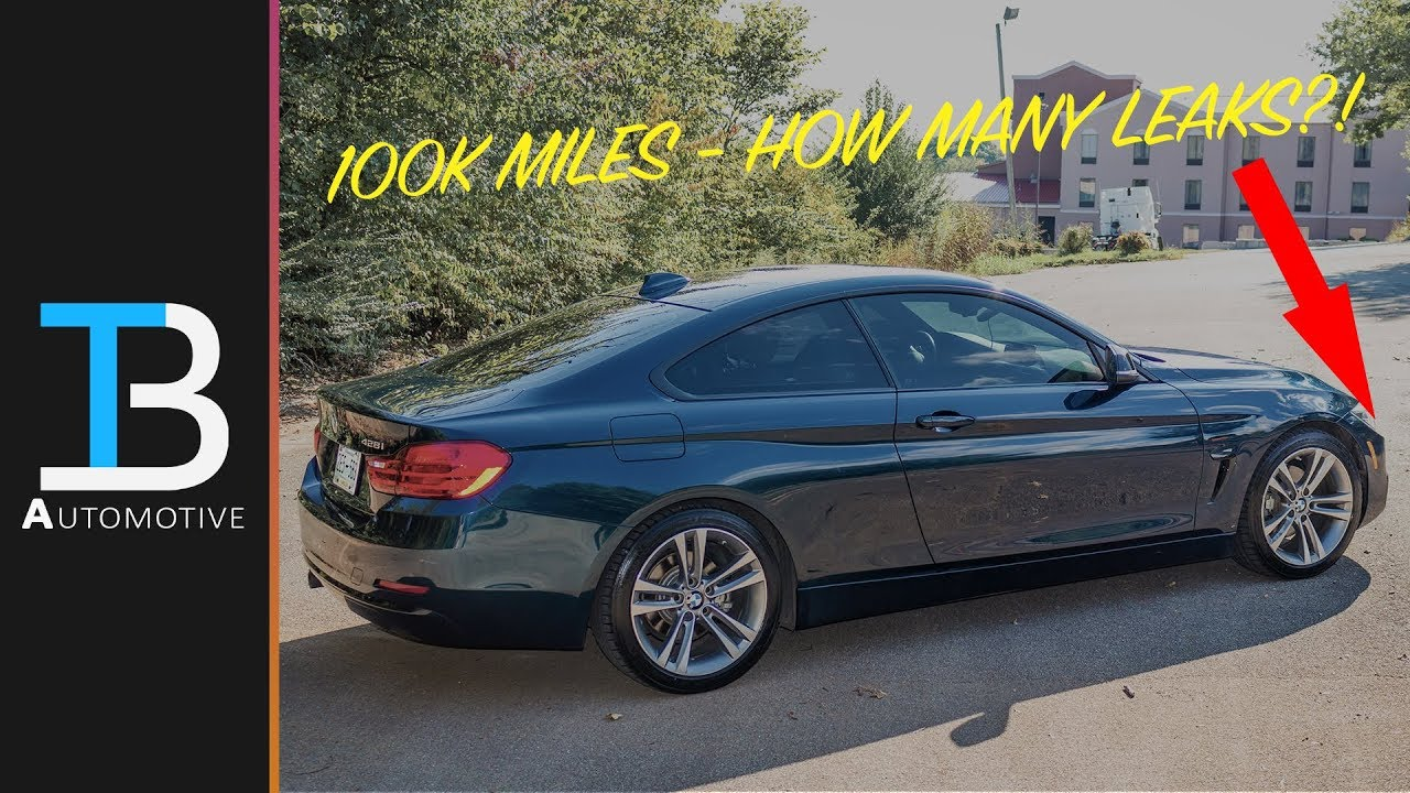 Here's How Well The BMW 4 Series Has Held Up Over Time - F32 BMW Problems