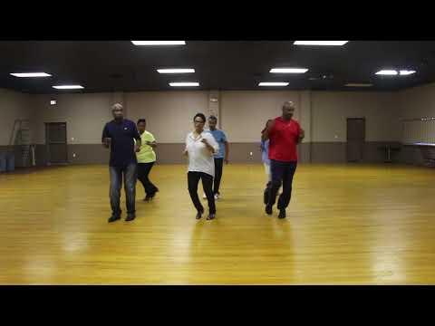 5000 Miles Line Dance