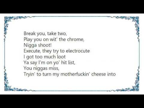 Ice Cube - Ask About Me Lyrics
