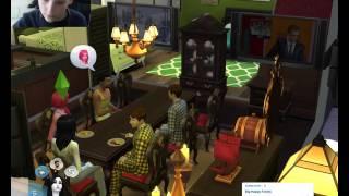 Sims 4 Pt. 3 I gave u imosinal suport Pinkimana!!!!