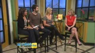 Access Hollywood - Alison Sweeney (March 29, 2011) Part 5
