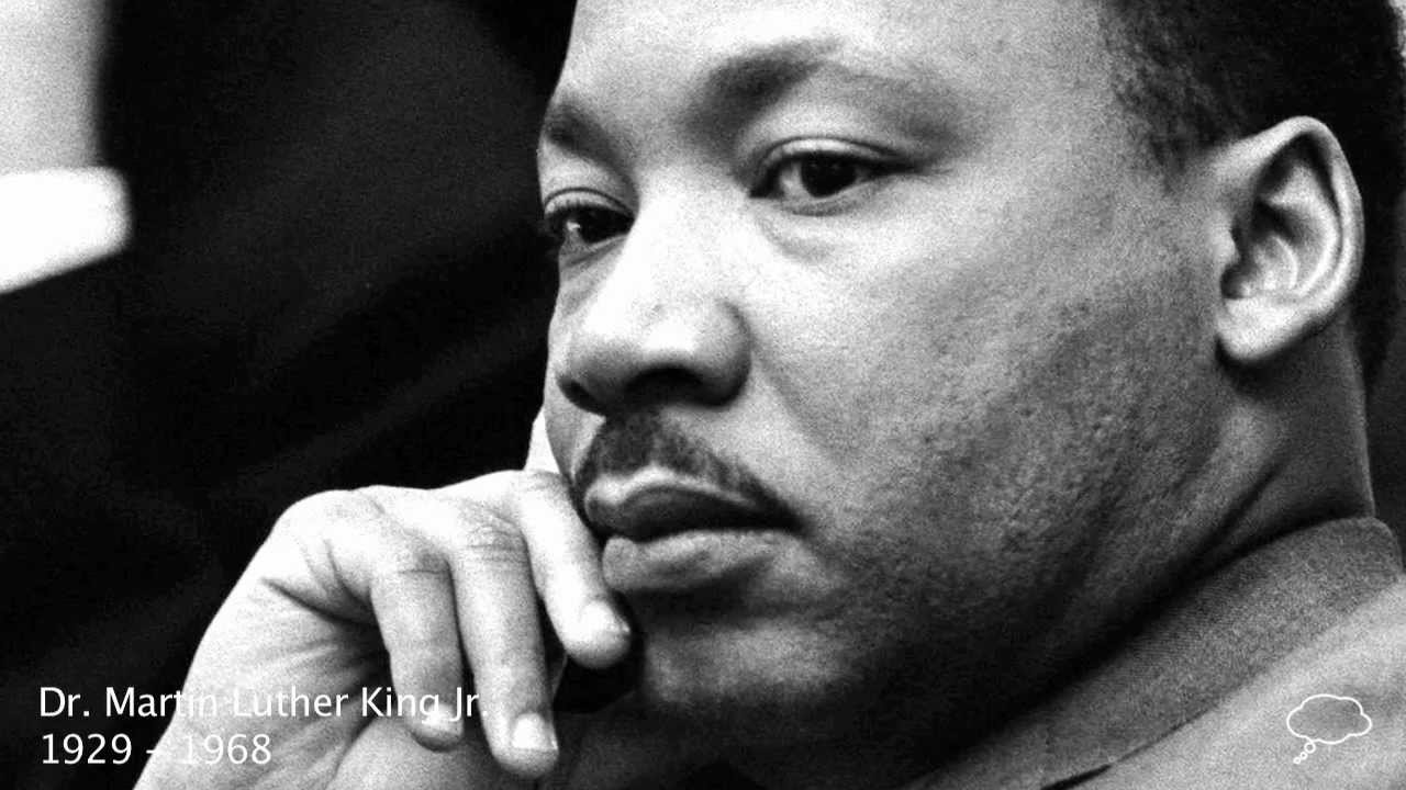 Martin Luther King Jr Biography Youtube