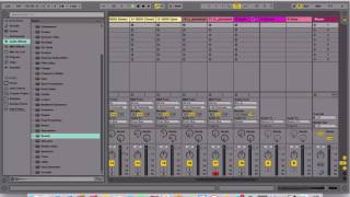 Mixing Tutorial - How to Mix Drums in Ableton Live
