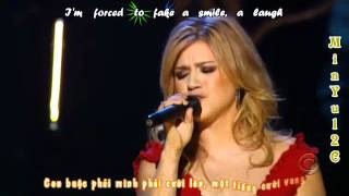 Because of you -Kelly clarkson [Vietsub by 2C] with lyric