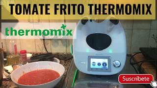 Tomate frito en Thermomix
