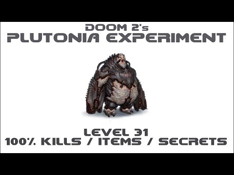 Project Brutality - The Plutonia Experiment - Level 31 Cyberden