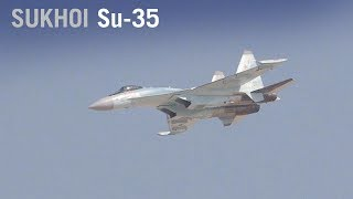 Russia's Sukhoi Su-35 Displays Thrust Vectoring Aerobatics at Dubai Airshow – AINtv