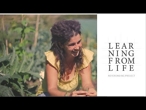 Permaculture designer and consultant Silvia Floresta