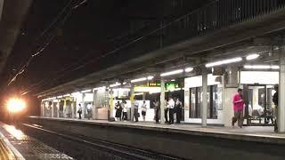 [甲種輸送‼️]EF64–1028号機+DD200–1号機 尾張一宮駅 通過‼️