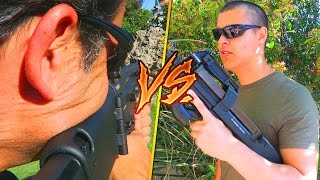 Me VUELVO a ENFRENTAR CONTRA MI PADRE en LA VIDA REAL!! | PRECISION CHALLENGE #2 - AlphaSniper97