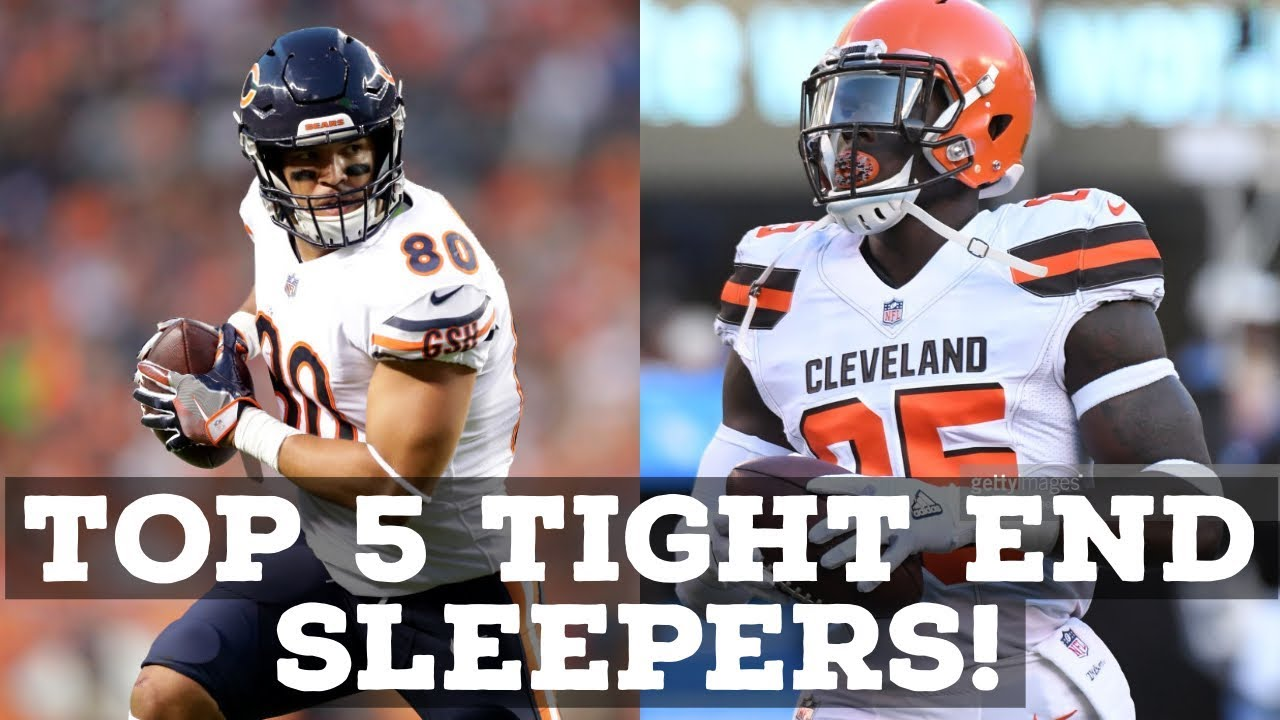 2018 fantasy football top 5 tight end sleepers youtube. Black Bedroom Furniture Sets. Home Design Ideas