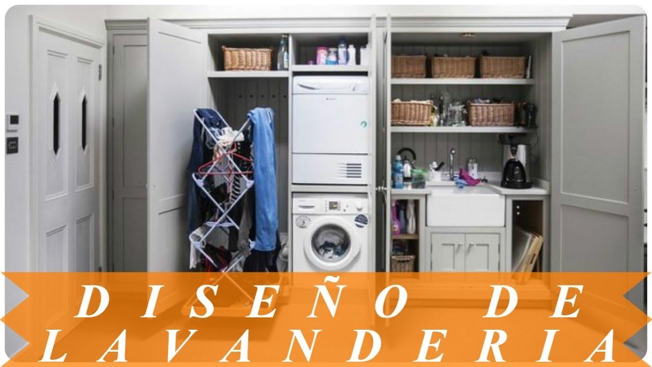 dise o de lavanderias en casa youtube