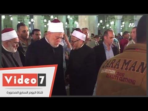 اليوم السابع :على جمعة بمولد العارف بالله سيدى أحمد البدوى