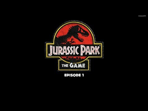 Jurassic Park: The Game ( TellTale Games ) E1#1 Harding Family