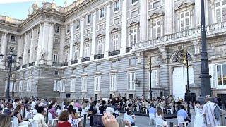 Musical Cycle Tribute (Homenaje) | Madrid Royal Palace