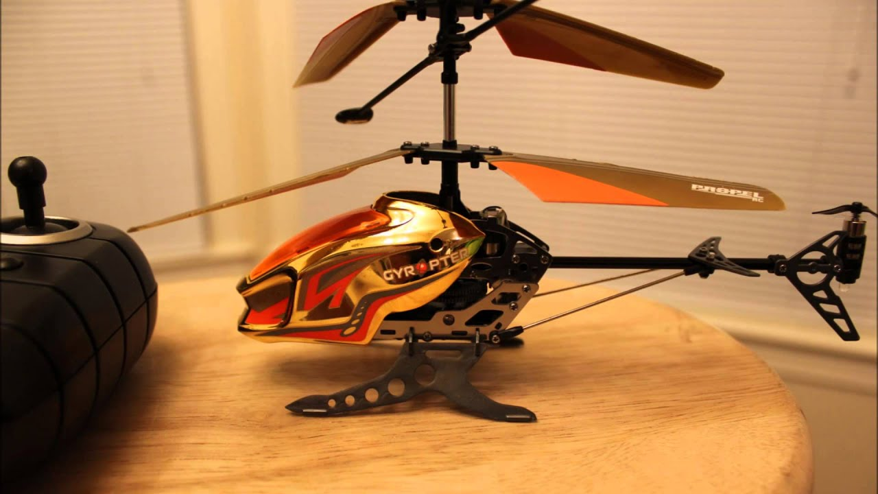 Gyropter W6625 Youtube