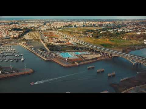 Rabat - Morocco Capital - Aerial Cinematic Shots by DRONE RE