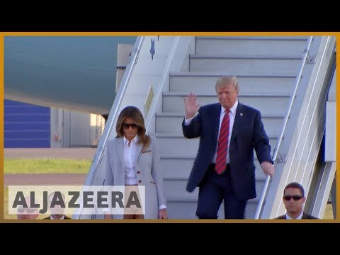 🇺🇸 🇷🇺 Helsinki: Trump has 'low expectations' for Putin meeting | Al Jazeera English