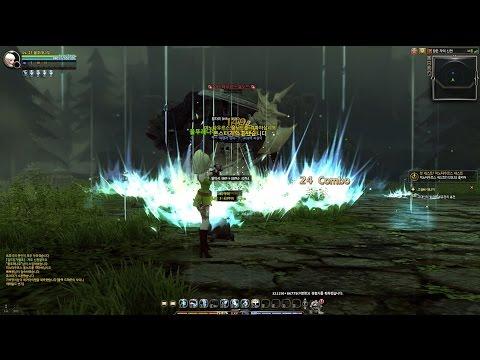 Dragon Nest - Silver Hunter Game Play #2 (LV21)