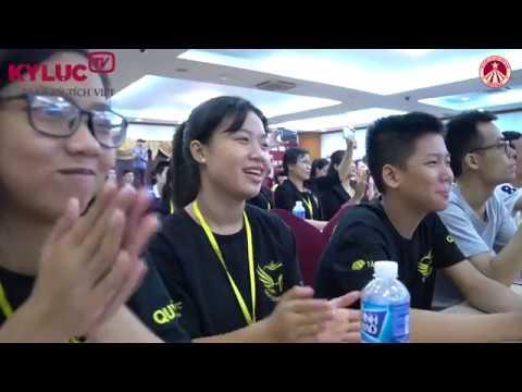 VIETKINGS - KYLUC.TV: Chung kết cuộc thi 'Siêu trí nhớ Việt Nam 2019' chính thức được khai mạc