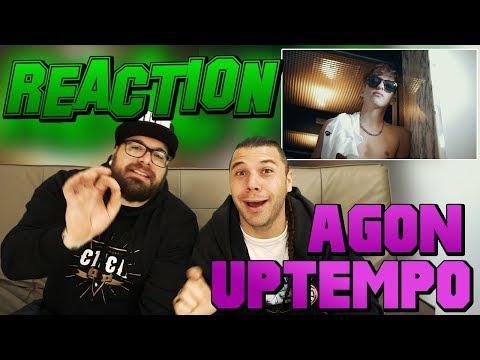 AGON - UPTEMPO | RAP REACTION 2017 | ARCADE BOYZ PREMIUM