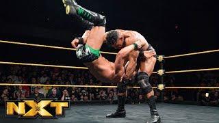 Johnny Gargano vs. EC3: WWE NXT, July 4, 2018