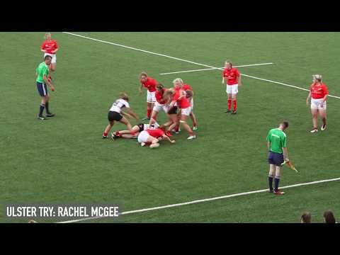 Highlights: Munster U18 Women 12 Ulster U18 Women 17