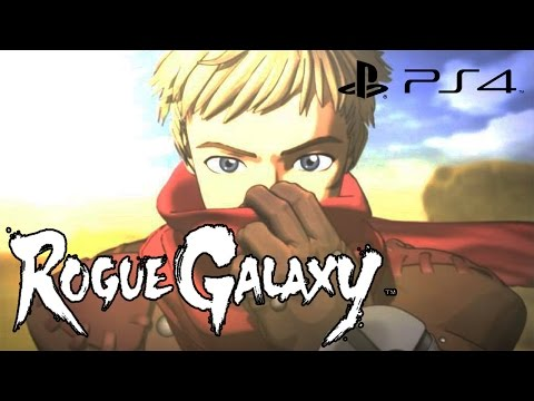ROGUE GALAXY - Testando o jogo no PS4!