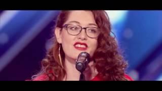 Cô gái khiếm thính nhận nút vàng của Simon Cowell (with subtitle)