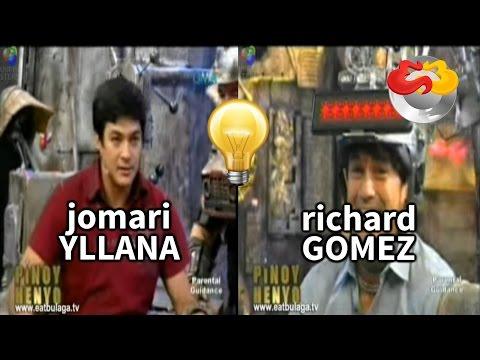 Pinoy Henyo: Richard Gomez and Jomari Yllana