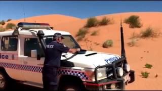 В Австралии на капоте полицейского автомобиля пожарили яичницу