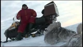 Рыбалка на рыбинском водохранилище зимой, Часть 1
