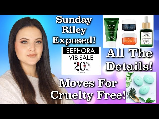 What's Up in Makeup NEWS! Sunday Rileys FAKE Reviews, New Makeup Releases & MORE!
