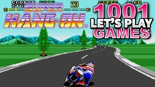 Super Hang-On (Arcade & Sega Genesis/Mega Drive) - Let