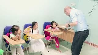 CMN Education - Teaching a small class at a language center