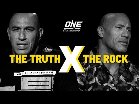 """Brandon Vera Goes Toe-To-Toe With """"The Rock"""" 